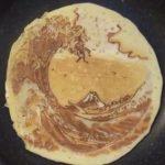 森永製菓のお絵描きホットケーキ動画。このホットケーキ動画でお絵描きしたのはあのお店の人